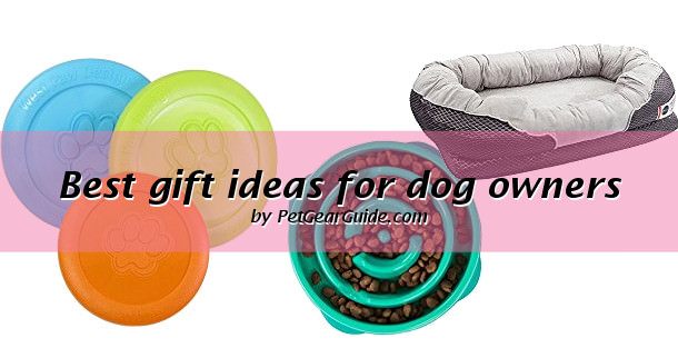 top 10 gift ideas for dog owners petgearguide