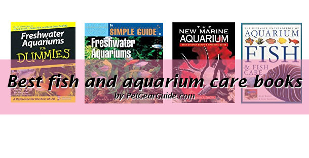Best fish and aquarium care books