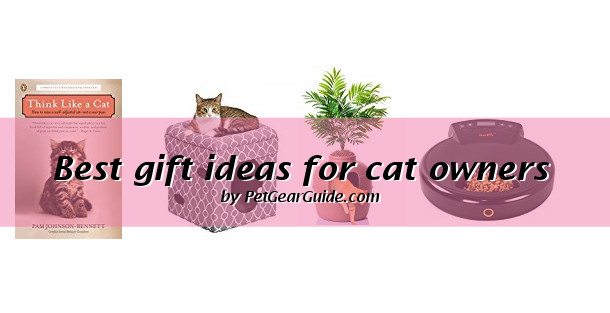 Best gift ideas for cat owners