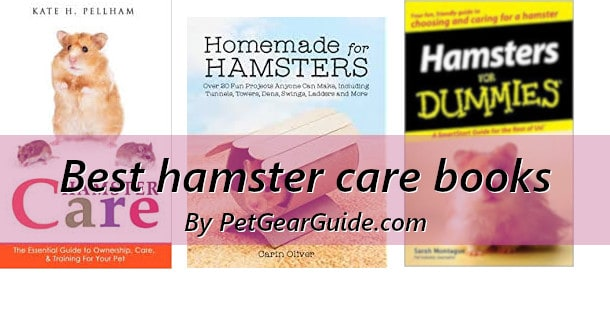 Best hamster care books