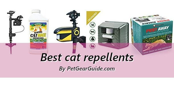 Best cat repellents