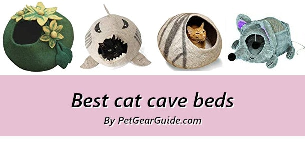 Best cat cave beds