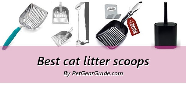 Best cat litter scoops