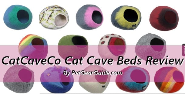 CatCaveCo cat beds review