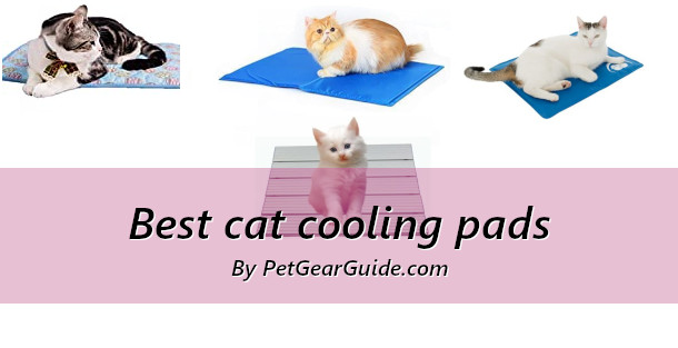 Best cat cooling pads