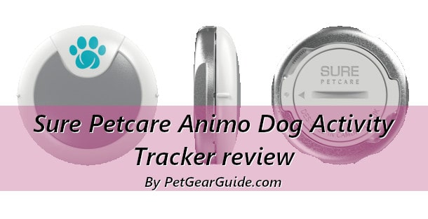 Sure Petcare Animo Dog Activity Tracker review
